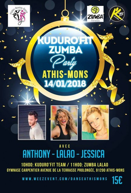 Kuduro'Fit & Zumba Party
