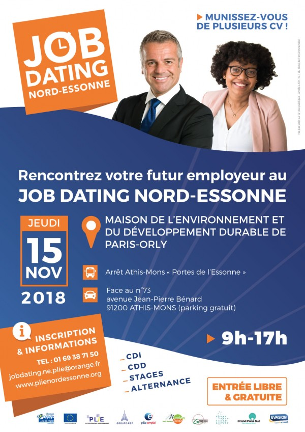 Job Dating Nord-Essonne