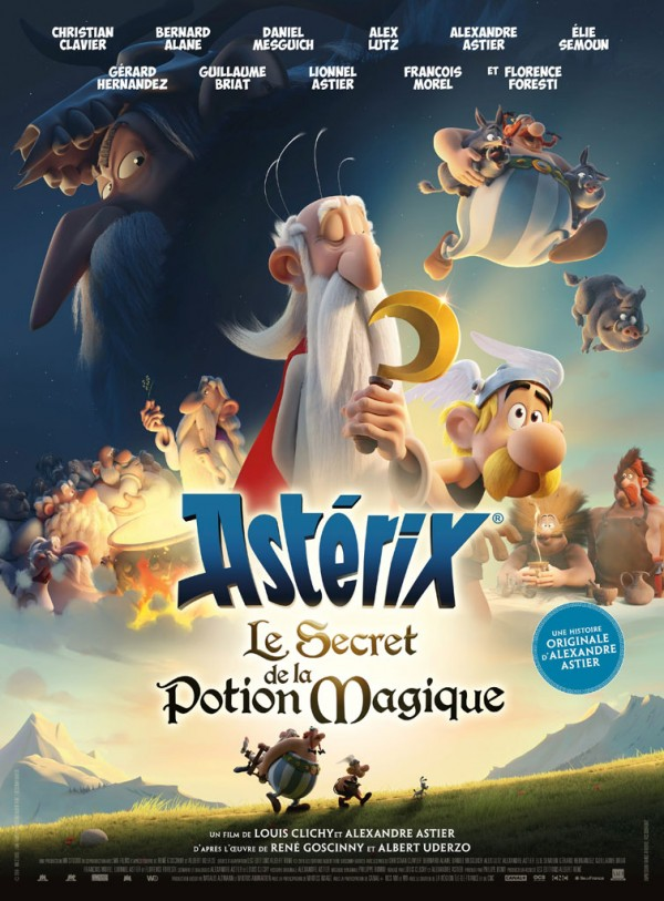 « Asterix et le secret de la potion magique »