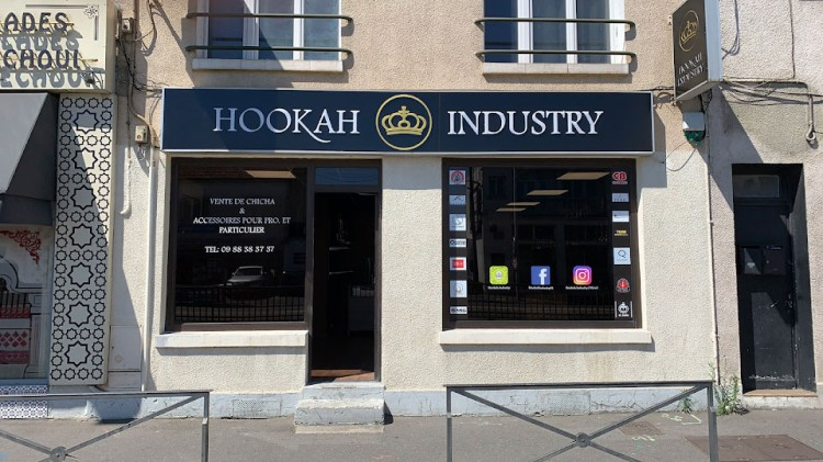 Photographie : Hookah Industry