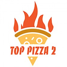 Logo - Top Pizza 2