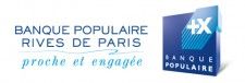 Logo - Banque Populaire Rives de Paris