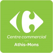 Logo - Centre commercial Carrefour