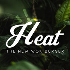 Logo - Heat - New wok burger